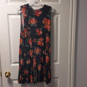 Reitmans size XL - high neck stretchy skater dress